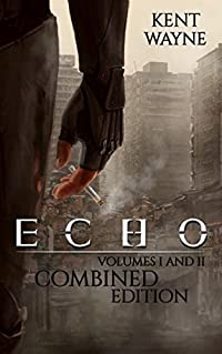 Echo Volumes 1 and 2: Combined Edition