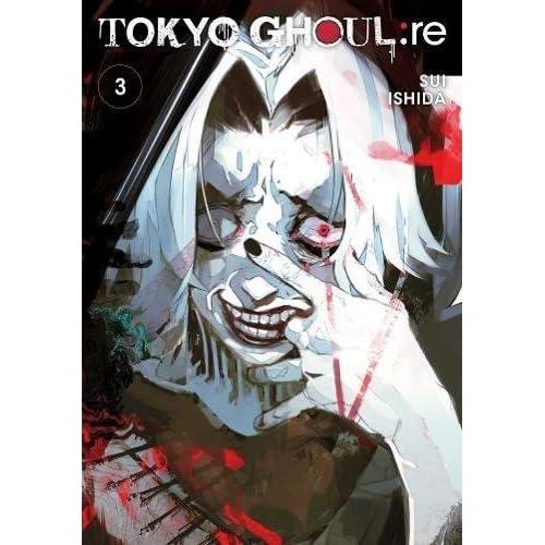 Tokyo Ghoul: re, Vol  3 by Sui Ishida