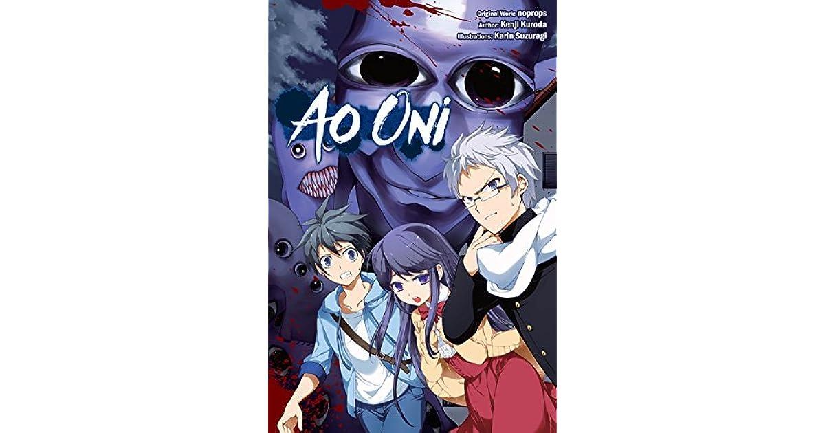 Ao Oni Volume 1 By Kenji Kuroda