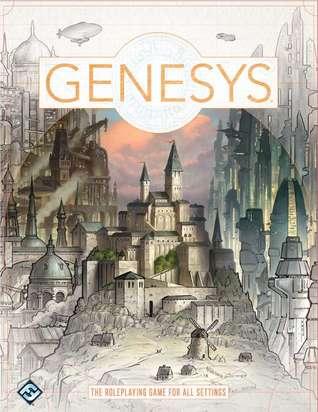 Genesys Core Rulebook by Sam Stewart