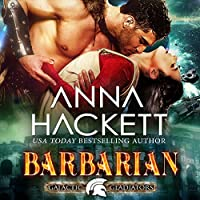 Barbarian (Galactic Gladiators, #6)