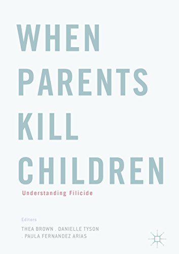 When Parents Kill Children Understanding Filicide
