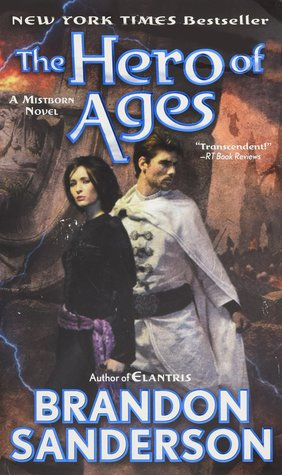 The Hero of Ages (Mistborn, #3) by Brandon Sanderson