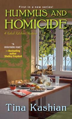 Hummus and Homicide by Tina Kashian