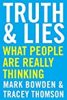 Truth and Lies: What People Are Really Thinking