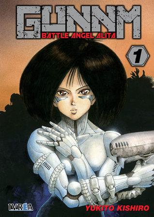 Gunnm - Battle Angel Alita, tomo 1 by Yukito Kishiro