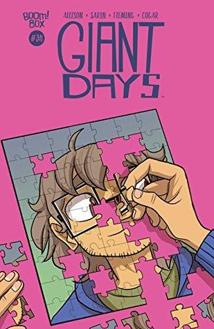 Giant Days #34 by John Allison