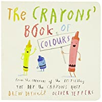 The Crayons Book Of Colors By Drew Daywalt