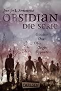 Obsidian - Die Serie: Obsidian/Onyx/Opal/Origin/Opposition