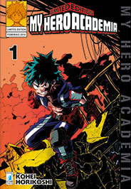 My Hero Academia 1, Limited Edition