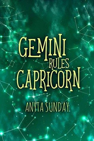 Gemini Rules Capricorn (Signs of Love, #3.5)