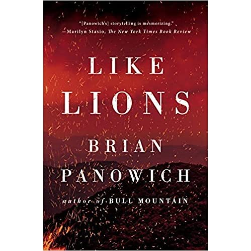 Like Lions (Bull Mountain, #2) by Brian Panowich