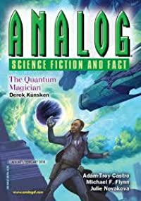 Analog Science Fiction and Fact January/February, 2018