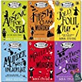 A Murder Most Unladylike Mysteries Boxed Set, #1-6 with Gift Journal