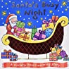 Santa's Busy Night (Board Book Deluxe 2)