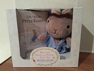 Peter Rabbit's Bedtime Book and Puppet Gift Set 2015 (Peter Rabbit Animation)