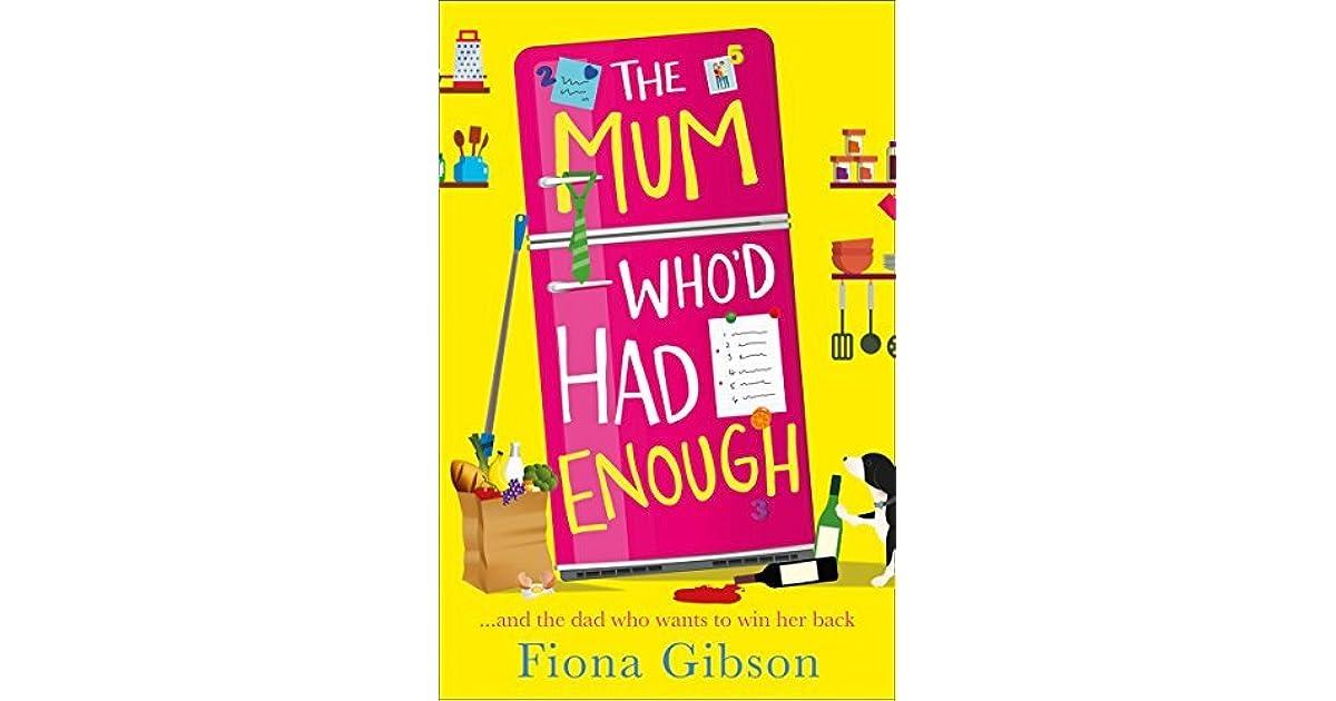 mummy said the f word gibson fiona
