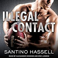 Illegal Contact (The Barons, #1)