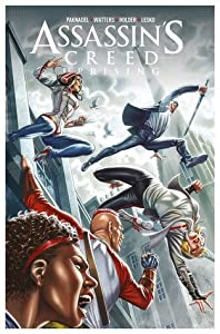 Assassin's Creed: Uprising, Volume 2 (Assassin's Creed: Uprising #5-8)
