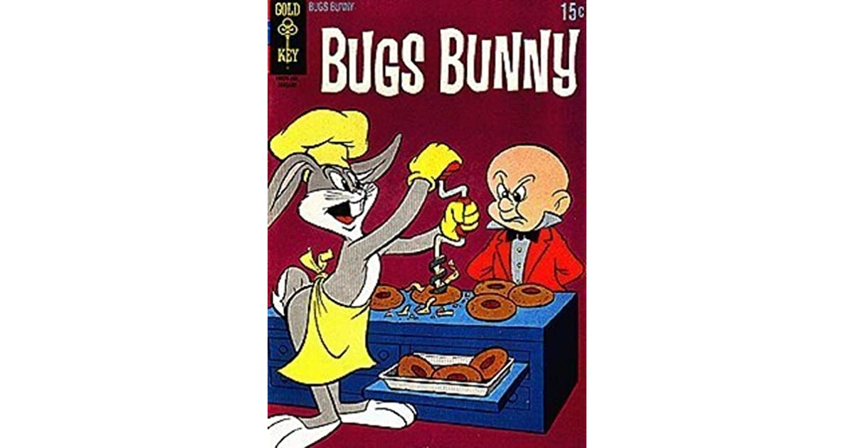 Bugs Bunny #133: Jiminy Christmas by Gold Key