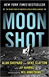 Book cover for Moon Shot: The Inside Story of America's Race to the Moon