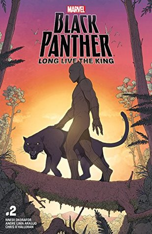 Black Panther by Nnedi Okorafor