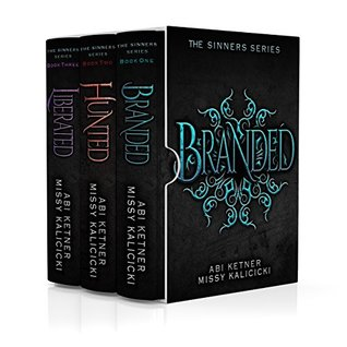 The Sinners Series Trilogy: Books 1-3 of The Sinners Series: The Sinners Series