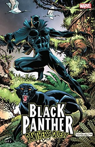 Black Panther by Don McGregor