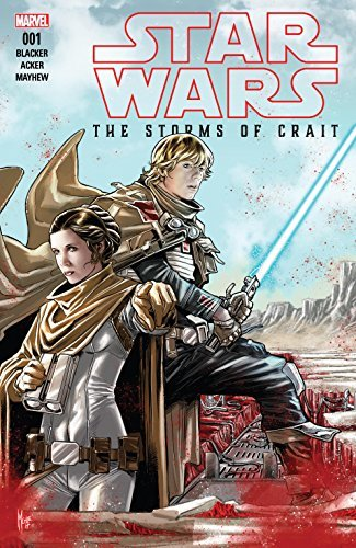 Star Wars: The Last Jedi - The Storms of Crait #1