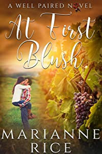 At First Blush (A Well Paired Novel)