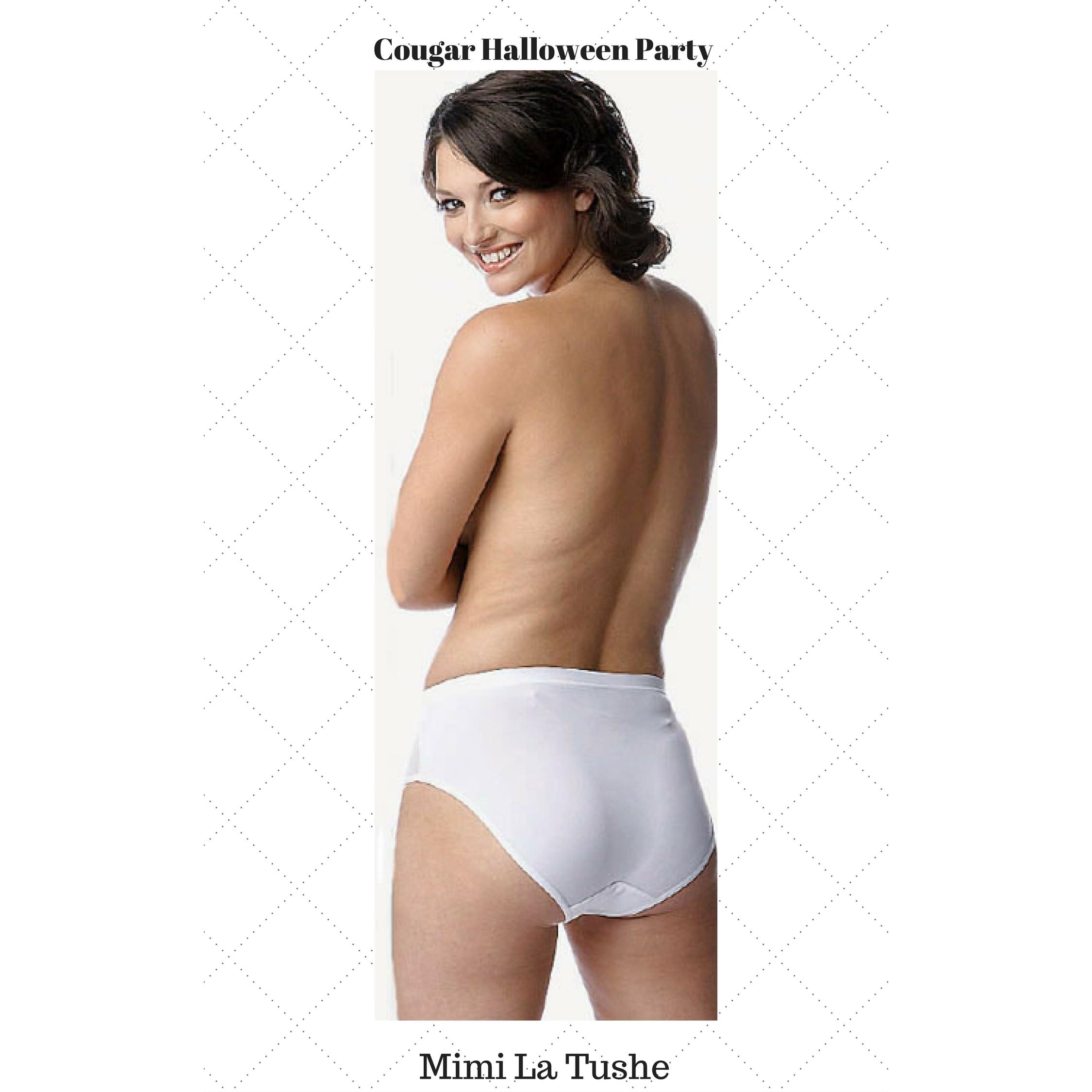 Cougar Halloween Party