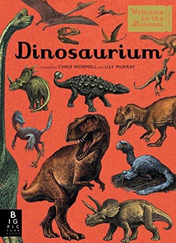 Dinosaurium Lily Murray