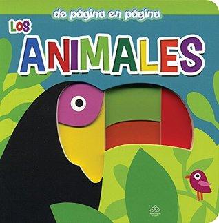 Los Animales/ Animals (De Página en Página / Page by Page) Virgine Graire, Samantha Caballero Del Moral