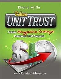 Rahsia Unit Trust : Teknik Menggandakan Keuntungan Pelaburan Unit Amanah