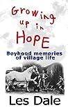 Growing up in Hope: Boyhood memories of village life