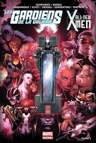 Les Gardiens de la Galaxie/All-New X-Men Vol. 1: Vortex Noir I