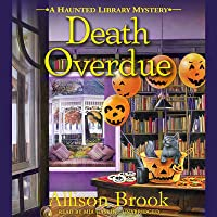 Death Overdue (The Haunted Library Mysteries, #1)