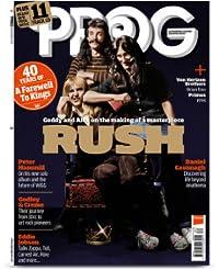 Prog Magazine (December 2017, Rush, Peter Hammill  # 82)