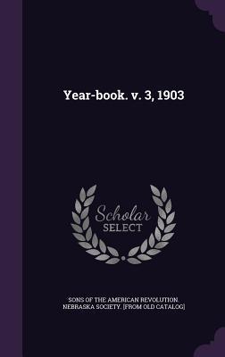 Year-Book. V. 3, 1903