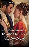 Lord Ravenscar's Inconvenient Betrothal (Wild Lords and Innocent Ladies #2)