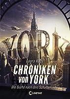 Die Suche nach dem Schattencode (Chroniken von York, #1)
