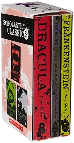 Dracula / The Hound of the Baskervilles / Frankenstein