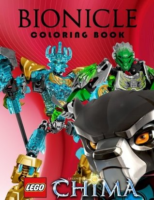 Lego Chima Lego Bionicle Coloring Book Great Book For Young Children Aged 3 An A4 40 Page Book For Any Avid Fan Of Bionicle And Chima By Kim Lex