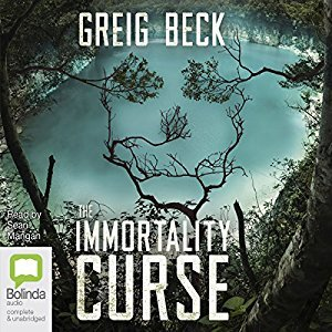 The Immortality Curse (Matt Kearns #3)  by  Greig Beck