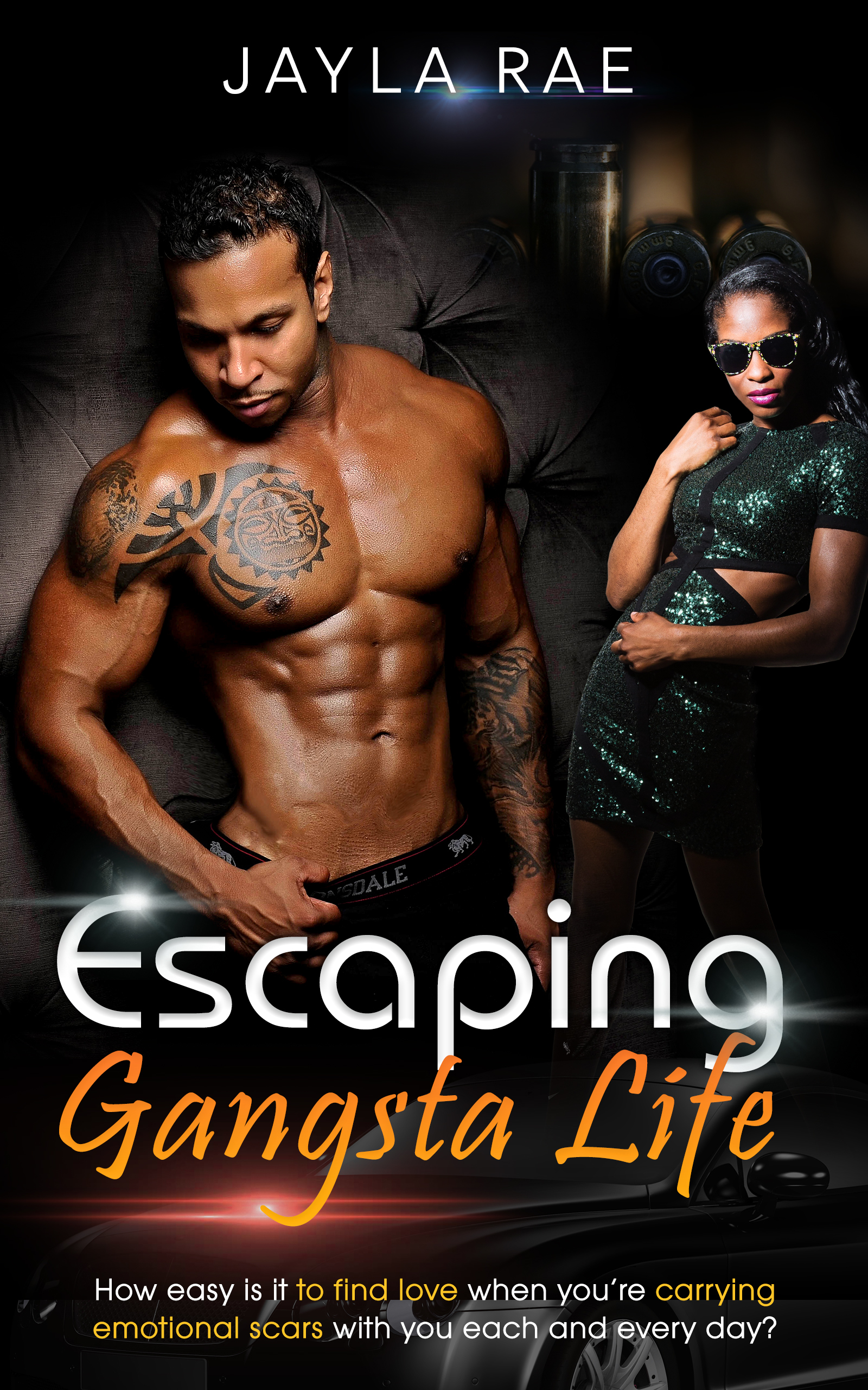 Escaping Gangsta Life  by  Jayla Rae
