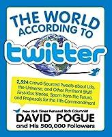 World According to Twitter