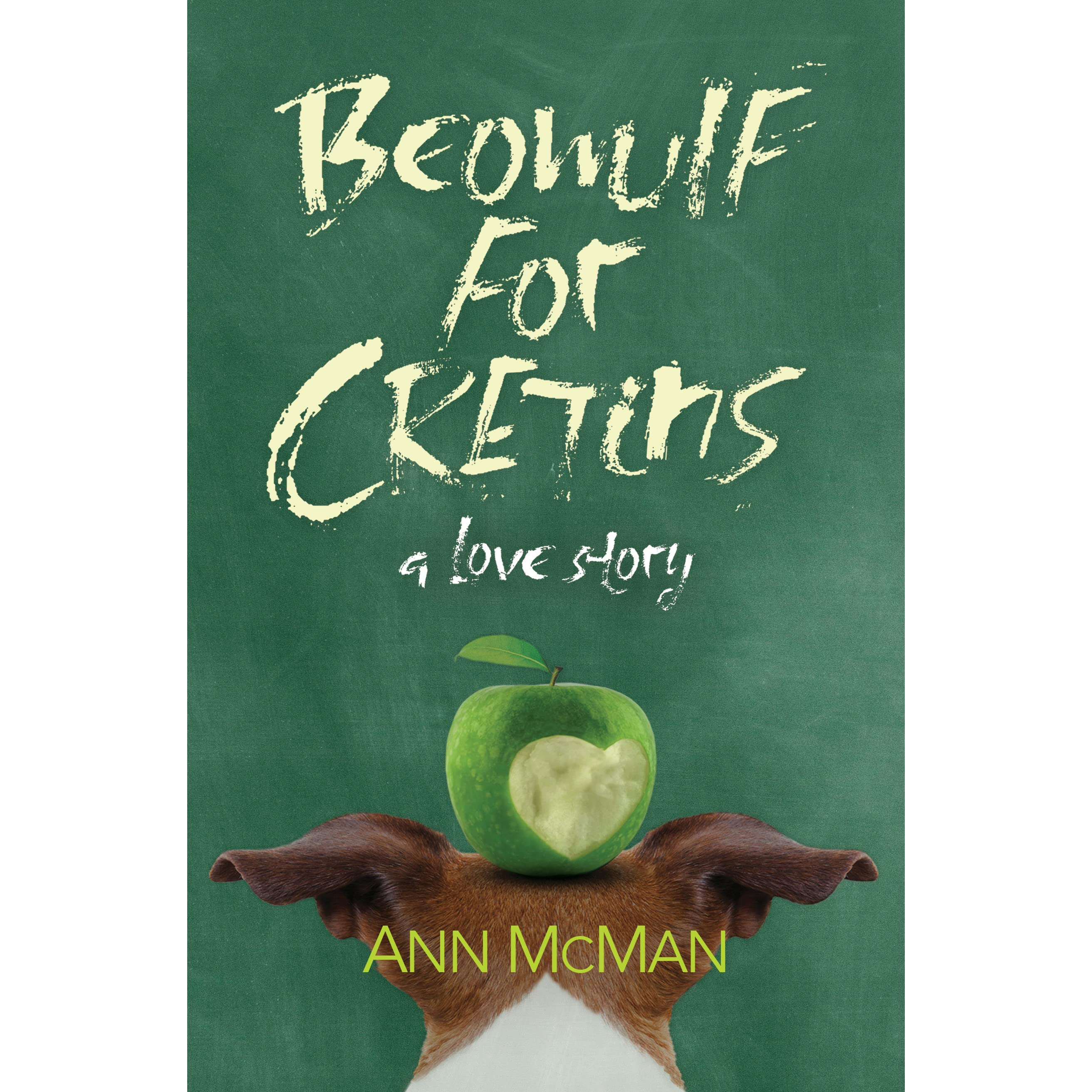 Image result for book cover beowulf for cretins