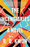 Book cover for The Incendiaries