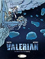 Valerian: The Complete Collection, Volume 5