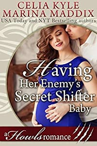Having Her Enemy's Secret Shifter Baby (Reese and Jane #1)
